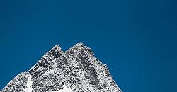 THEMENBILD - Blick auf den Grossglockner von der Franz Josefs Hoehe aus. Sie verbindet die beiden Bundeslaender Salzburg und Kaernten mit einer Laenge von 48 Kilometer und ist als Erlebnisstrasse vorrangig von touristischer Bedeutung, aufgenommen am 31. Juli 2015, Heiligenblut, Oesterreich // View of the Grossglockner Mountain. The Grossglockner High Alpine Road connects the two provinces of Salzburg and Carinthia with a length of 48 km and is as an adventure road priority of tourist interest at Heiligenblut, Austria on 2015/07/31. EXPA Pictures © 2015, PhotoCredit: EXPA/ JFK