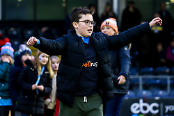 Junior bin it to win it - Mandatory by-line: Robbie Stephenson/JMP - 11/01/2020 - RUGBY - Sixways Stadium - Worcester, England - Worcester Warriors v Enisei-STM - European Rugby Challenge Cup