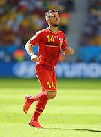 Dries Mertens of Belgium