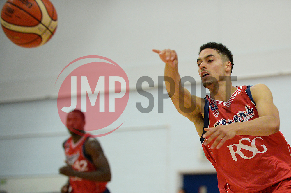 Roy Owen of Bristol Flyers - Photo mandatory by-line: Dougie Allward/JMP - 17/09/2016 - BASKETBALL - SGS Wise Arena - Bristol, England - Bristol Flyers v Worcester Wolves - Exhibition Game