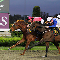 Avon River and Richard Hughes winning the 6.10 race