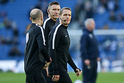 Referee Craig Pawson during the The FA Cup match between Brighton and Hove Albion and Coventry City at the American Express Community Stadium, Brighton and Hove, England on 17 February 2018. Picture by Phil Duncan.
