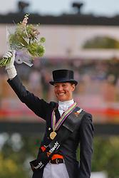 Cornelissen Adelinde (NED)<br /> European Championship Dressage Windsor 2009<br /> © Hippo Foto - Dirk Caremans