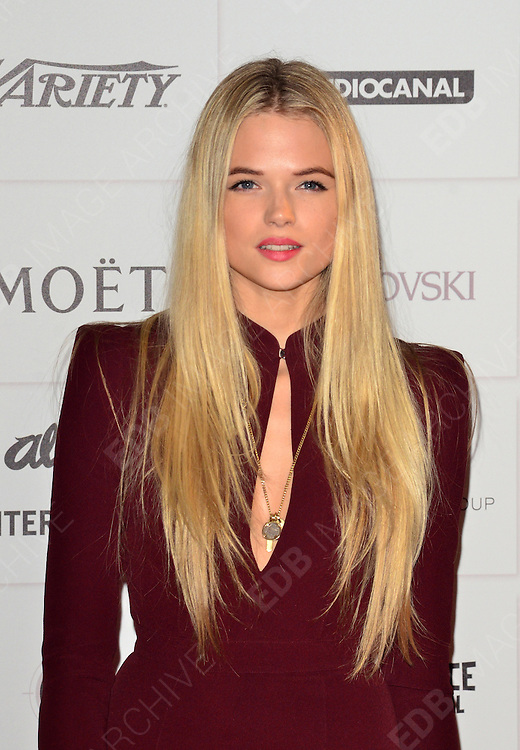 09.DECEMBER.2012. LONDON<br /> <br /> GABRIELLA WILDE ATTENDS THE BRITISH INDEPENDENT FILM AWARDS AT OLD BILLINGSGATE MARKET. <br /> <br /> BYLINE: JOE ALVAREZ/EDBIMAGEARCHIVE.CO.UK<br /> <br /> *THIS IMAGE IS STRICTLY FOR UK NEWSPAPERS AND MAGAZINES ONLY*<br /> *FOR WORLD WIDE SALES AND WEB USE PLEASE CONTACT EDBIMAGEARCHIVE - 0208 954 5968*
