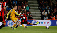 AFC Bournemouth v Preston North End - EFL Cup - Third Round - Vitality Stadium