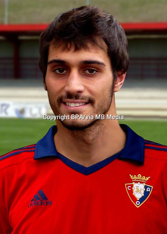 Alejandro Arribas ( CA Osasuna )