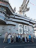 2016-12-17 Trp 112 USS Ike visit
