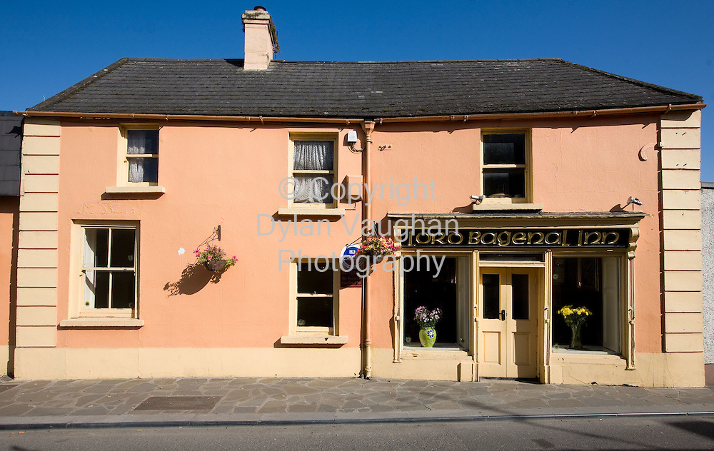22/9/2008.The Lord Bagenal bar in Leighlinbridge County Carlow..Picture Dylan Vaughan.