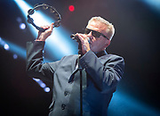 """Madness<br /> perform live at the House of Common festival, Clapham Common, London, Great Britain<br /> 26th August 2019<br /> <br /> Madness<br /> Graham """"Suggs"""" McPherson<br /> Chris Foreman<br /> Mike Barson<br /> Lee Thompson<br /> Dan Woodgate<br /> Mark Bedford<br /> <br /> <br /> Photograph by Elliott Franks"""