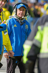 2013 Boston Marathon: Dave McGillivray, race director