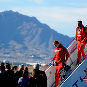 NC State Arrival to El Paso