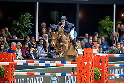 Lindelow Douglas, SWE, Cheldon<br /> Jumping International de Bordeaux 2020<br /> © Hippo Foto - Dirk Caremans<br />  08/02/2020