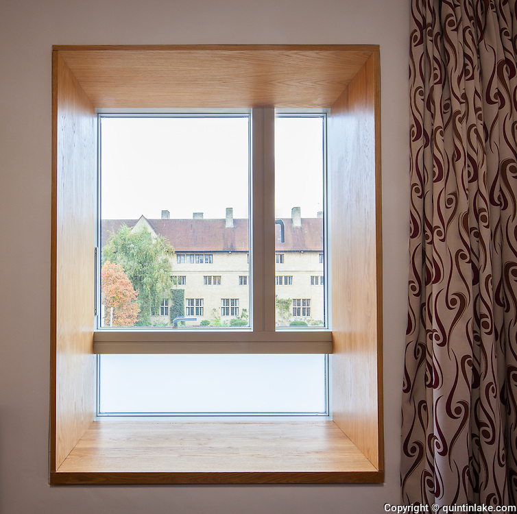Student Bedrooms. Pembroke College, New Build on completion March 2013. Oxford, UK