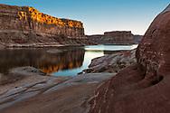 Lake Powell, Last Chance Canyon, Glen Canyon National Recreation Area, Utah