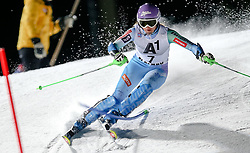 13-01-2015 AUT: Alpine Skiing World Cup, Flachau<br /> Tina Maze of Slovenia in action during 1st run of the ladie's Slalom of the FIS Ski Alpine World Cup at the Hermann Maier Weltcupstrecke in Flachau<br /> ***NETHERLANDS ONLY***