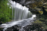 Connestee Falls near Brevard, NC
