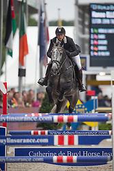 Ellermann Hanno (EST) - Elton John Tn <br /> Final 5 years<br /> FEI World Breeding Jumping Championships for Young Horses - Lanaken 2014<br /> © Dirk Caremans