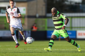 Forest Green Rovers v Morecambe 281017