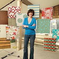 Sarah Richardson, Sarah's House print campaign