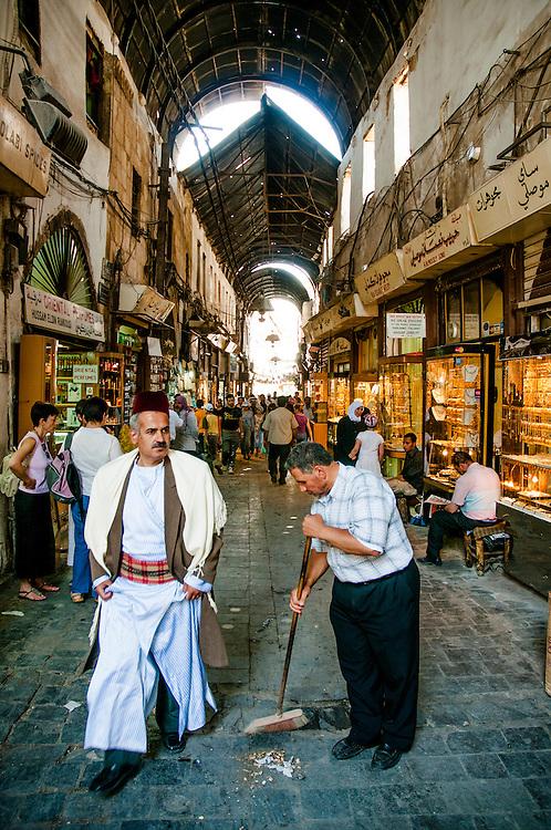Souk Al Hamidiya, Damascus, Syria