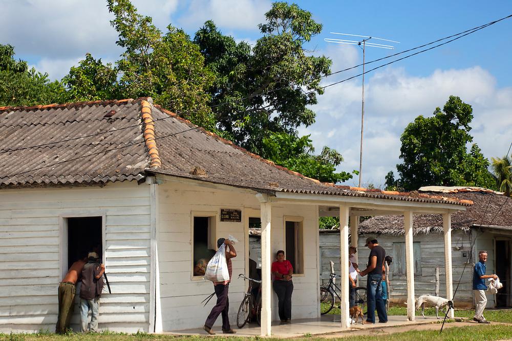 Shop in the Valle San Juan area, Pinar del Rio, Cuba.