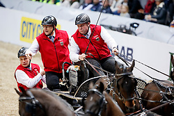 Von Stein Georg (GER)<br /> Gothenburg Horse Show FEI World Cups 2017<br /> © Hippo Foto - Stefan Lafrentz