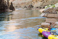 Rafting the Grand Canyon. Grand Canyon National Park, AZ.