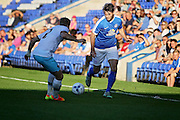 Peterborough no7 Callum Chettle during the Pre-Season Friendly match between Peterborough United and West Ham United at London Road, Peterborough, England on 19 July 2016. Photo by Nigel Cole.