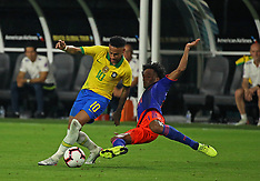 Brazil v Colombia - 6 Sep 2019