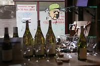 Derniere Goutte wine shop, Paris
