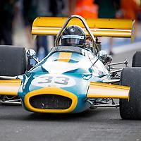 #33, Brabham BT33 (1971), Duncan Dayton (GB), Silverstone Classic 2015, FIA Masters Historic Formula One. 25.07.2015. Silverstone, England, U.K.  Silverstone Classic 2015.