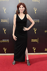 Marilu Henner  attends  2016 Creative Arts Emmy Awards - Day 2 at  Microsoft Theater on September 11th, 2016  in Los Angeles, California.Photo:Tony Lowe/Globephotos