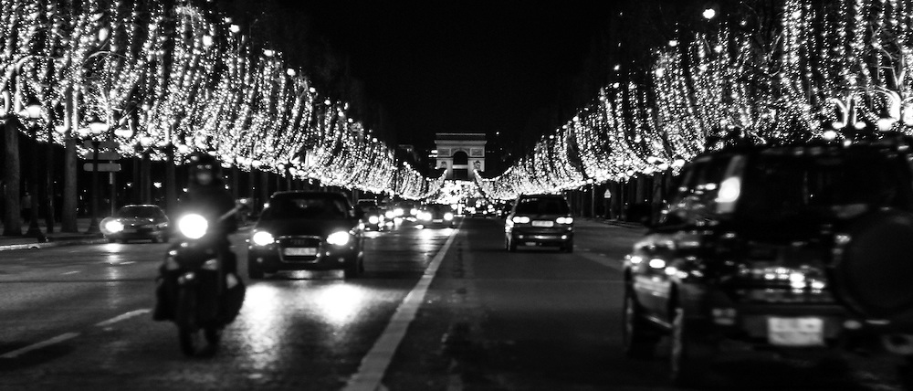 Champs D'Elysees