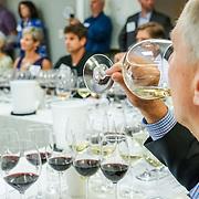 Seattle Wine Awards and Happy Hour Radio Celebrity Wine Challenge 2015. Tom Norwalk, Visit Seattle. Photo by Alabastro Photography.
