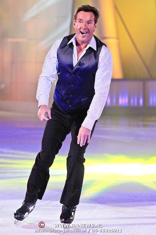 NLD/Hilversum/20110311 - Sterren Dansen op het IJs show 7, Gerard Joling