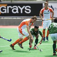 Netherlands v Pakistan