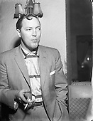 1957 - 27/02 Bill Haley - The Rock and Roll King visits Dublin