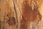 Petroglyph, Pictograph, Sandstone, Sandstone Canyon, Southern Utah, Utah