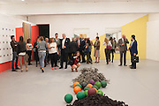 Opening of Dairy with Quicksand- John M. Armleder. Dairy art Centre. ~Bloomsbury. 24 April 2013.