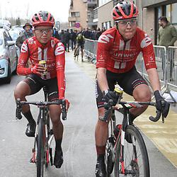 29-02-2020: Wielrennen: Omloop Nieuwsblad: Ninove: Coryn Rivera: Alison Jackson
