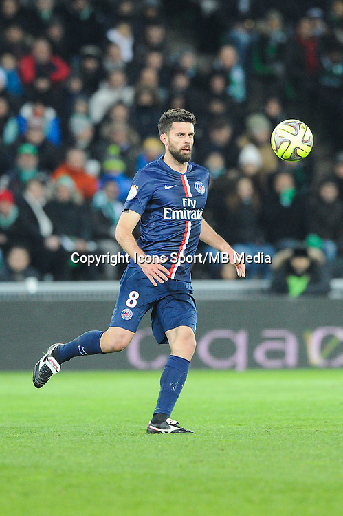 Thiago MOTTA - 25.01.2015 - Saint Etienne / PSG - 22eme journee de Ligue1<br /> Photo : Jean Paul Thomas / Icon Sport