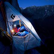 Chris McNamara & Tommy Caldwell - Yosemite, CA