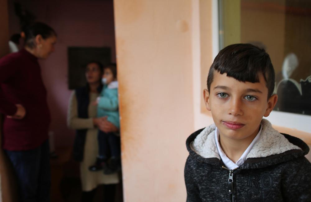 Razvan's nephew