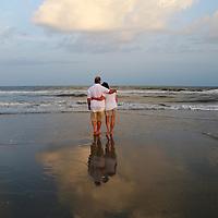 Burnet Family Beach Portraits