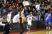 DESCRIZIONE : Roma Campionato Lega A 2013-14 Acea Virtus Roma Banco di Sardegna Sassari<br /> GIOCATORE : Jimmy Baron<br /> CATEGORIA : esultanza mani ritratto<br /> SQUADRA : Acea Virtus Roma<br /> EVENTO : Campionato Lega A 2013-2014<br /> GARA : Acea Virtus Roma Banco di Sardegna Sassari<br /> DATA : 26/12/2013<br /> SPORT : Pallacanestro<br /> AUTORE : Agenzia Ciamillo-Castoria/M.Simoni<br /> Galleria : Lega Basket A 2013-2014<br /> Fotonotizia : Roma Campionato Lega A 2013-14 Acea Virtus Roma Banco di Sardegna Sassari <br /> Predefinita :