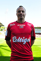 Lars Jacobsen - 10.09.2015 - Portrait Officiel Guingamp - Ligue 1<br /> Photo : Philippe Le Brech / Icon Sport