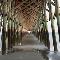 Folly Beach Pier, Folly Beach, South Carolina
