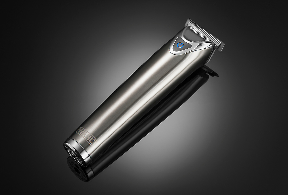 A shiney Wahl Shaver from JAM Photography. Photography by Jeffrey A McDonald