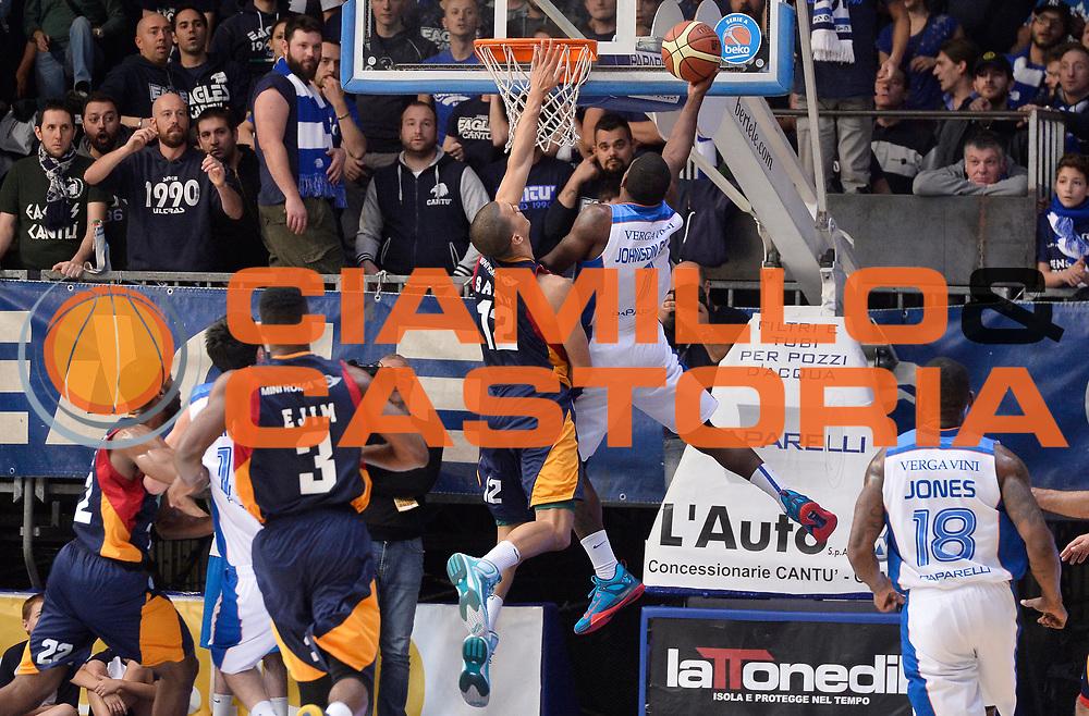 DESCRIZIONE : Cantu' Lega A 2014-2015 Acqua Vitasnella Cantu' Acea Virtus Roma<br /> GIOCATORE : Darius Johnson-Odom<br /> CATEGORIA : controcampo<br /> SQUADRA : Acqua Vitasnella Cantu'<br /> EVENTO : Campionato Lega A 2014-2015<br /> GARA : Acqua Vitasnella Cantu' Acea Virtus Roma<br /> DATA : 11/01/2015<br /> SPORT : Pallacanestro<br /> AUTORE : Agenzia Ciamillo-Castoria/R.Morgano<br /> GALLERIA : Lega Basket A 2014-2015<br /> FOTONOTIZIA : Cantu' Lega A 2014-2015 Acqua Vitasnella Cantu' Acea Virtus Roma<br /> PREDEFINITA :