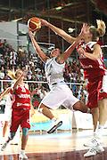 DESCRIZIONE : Chieti Qualificazione Eurobasket Women 2009 Italia Turchia <br /> GIOCATORE : Chiara Pastore <br /> SQUADRA : Nazionale Italia Donne <br /> EVENTO : Raduno Collegiale Nazionale Femminile<br /> GARA : Italia Turchia Italy Turkey <br /> DATA : 27/08/2008 <br /> CATEGORIA : super tiro <br /> SPORT : Pallacanestro <br /> AUTORE : Agenzia Ciamillo-Castoria/M.Marchi <br /> Galleria : Fip Nazionali 2008 <br /> Fotonotizia : Chieti Qualificazione Eurobasket Women 2009 Italia Turchia <br /> Predefinita : si